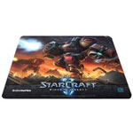 Steel Series North America QcK Limited Edition (StarCraft II Marauder) - Mouse Pad
