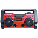 Sony ZS H10CP - Boombox - Radio / CD