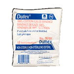 "Derma Sciences/Dumex Dutex 100% Cotton 2"" x 4.5 Yards, 2 Ply, Non-Sterile, 12"