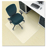 Deflecto Environmat PET Studded Chair Mat, 46w x 60l, Clear