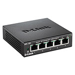 D-Link Switch 5-Port 10/100 Desktop