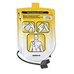 Defibtech Adult Defibrillation Pads, 2-Year Shelf Life