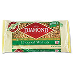 Diamond Chopped Walnuts, 8 oz Bag