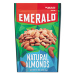 Emerald Natural Almonds, 5 oz Bag, 6/Carton
