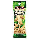 Diamond Emerald Dry Roasted Almonds, 1.5 oz. Tube Package, 12/Box
