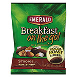 Diamond Emerald Trail Mix, S'mores, 1.5 OZ, Case of 8