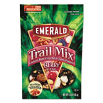 Emerald Trail Mix, Berry Blend, 5.5 oz Bag, 6/Carton