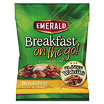 Diamond Emerald Trail Mix, Breakfast, 1.5 OZ, Case of 8