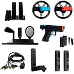 Dreamgear 20 In 1 Mega Deal PLUS For Wii - Game Console Accessory Kit