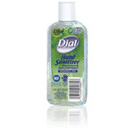 Dial Professional 00685 Fragrance Free Instant Hand Sanitizer, 4 oz
