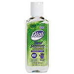 Dial Professional Instant Hand Sanitizer, Unscented, 2 Ounce