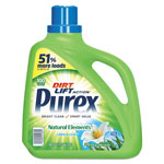 Purex Ultra Natural Elements HE Liquid Detergent, Linen & Lilies, 150oz Bottle, 4/Ctn