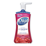 Dial Complete® Foaming Antibacterial Hand Wash, 7.5oz, Cranberry