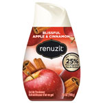 Renuzit® Adjustables Air Freshener, Apples and Cinnamon, 7 oz Cone, 12/Carton