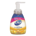 Dial Complete® Antimicrobial Foaming Hand Soap, Light Citrus, 7.5oz Pump Bottle