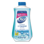 Dial Complete® Foaming Hand Wash Refill, Spring Water Scent, 32 oz Bottle, 6/Carton