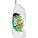 Dial Professional soft scrub with blch comm sol