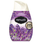 Renuzit® Adjustables Air Freshener, Fresh Lavender, Solid, 7 oz, 12/Carton