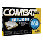 Combat Source Kill MAX Ant Killing Bait, 0.21 oz each, 6 Baits Per Pack