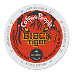 Coffee People® Black Tiger Extra Bold Coffee K-Cups, 24/Box