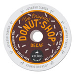 Coffee People® Donut Shop Decaf Coffee K-Cups, 88/Carton