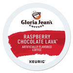 Gloria Jean's® Raspberry Chocolate Lava K-Cup, 24/Box