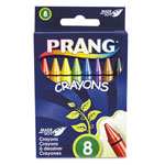 Prang Crayons Made with Soy, 8 Colors/Box