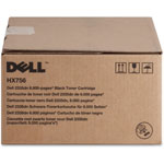 Dell Toner Cartridge, f/2335/2355, 6000 Page Yield, BK