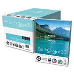 "Domtar EarthChoice Copy & Multipurpose Paper, 92 Bright, 8 1/2"" x 14"", White"