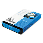 "Domtar First Choice Copy Paper, 11""x17"", 98 Bright, White, 24 LB, One Ream"