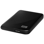 Western Digital My Passport Essential WDBACY5000ABK - Hard Drive - 500 GB - SuperSpeed USB