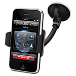 Acco Quick Release Car Mount For iPhone and iPod Touch