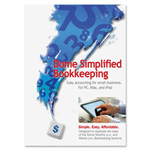 Dome Bookkeeping Software, 600.612, Bone White