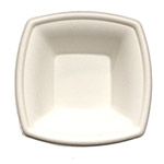 "Primeware 12"" Diamond Collection Square Bowl"
