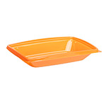 Direct Pack 10x7 Tangerine Container Base