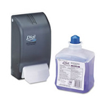 Dial Professional Dial 00396 Smoke Complete Foaming Soap Dispenser, 1 Liter