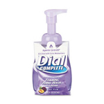 Dial Professional 02935 Cool Plum Foaming Hand Soap, 7.5 Ounces