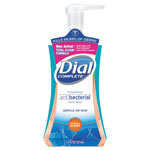 Dial Complete® Antibacterial Foaming Bottled Soap, 7.5 Oz