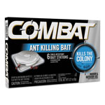 Combat Ant Killing System, Child Resistant, Kills Queen & Colony, 6/Bx