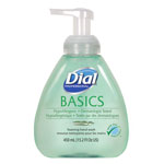 Dial Professional Basics Foaming Hand Wash, Original Formula, Fresh Scent, 15.2 Pump Bottle, 4/Ctn