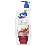 Dial Professional Extra Dry Replenishing Hand and Body Lotion, 21 oz.