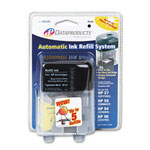 Data Products 60405 Black Inkjet Auto Refill Kit System, Standard Yield