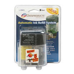 Data Products 60415 Black Inkjet Auto Refill Kit System, Standard Yield