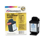 Data Products DPC1980 60367 Remanufactured Tri-Color Inkjet Cartridge, 160 Pages