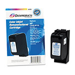 Data Products 60260 Compatible Remanufactured Ink, 575 Page-Yield, Tri-Color
