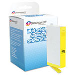 Data Products DPC636AN Remanufactured Ink, 400 Page-Yield, Yellow