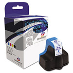 Data Products DPC71WN Compatible High-Yield Ink, 425 Page Yield, Cyan
