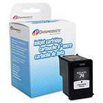 Data Products DPC74BK Remanufactured Ink, 200 Page-Yield, Black