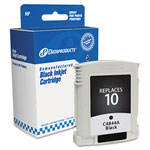 Data Products DPC844A Compatible Remanufactured Ink, 1750 Page Yield, Black