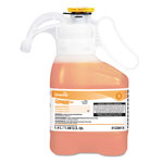 Diversey Stride Neutral Cleaner, Citrus Scent, Liquid, Two 1.4L Bottles